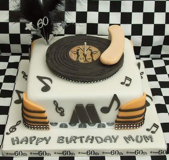 Motown Cake Simply Delish