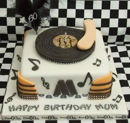 Motown cake