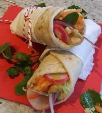 Quinoa rolls