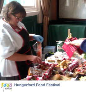Hungerford food festival 2014