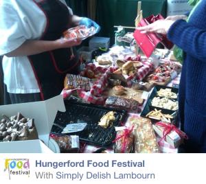 Hungerford Food festival 2014